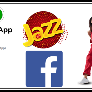 Jazz Facebook and WhatsApp Daily Package